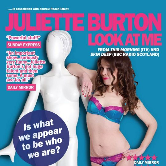Juliette Burton Look At Me
