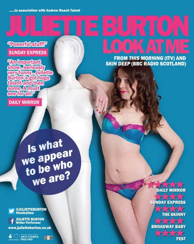 Juliette Burton Look At Me