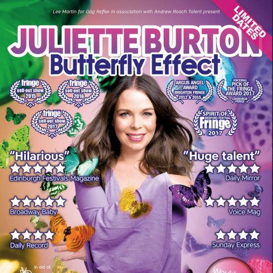 Juliette Burton Butterfly Effect